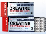 Creatine Compressed Caps (120 cps)