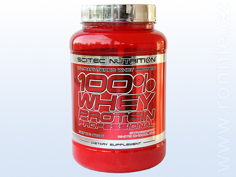 100 % Whey Protein Professional (920 g)