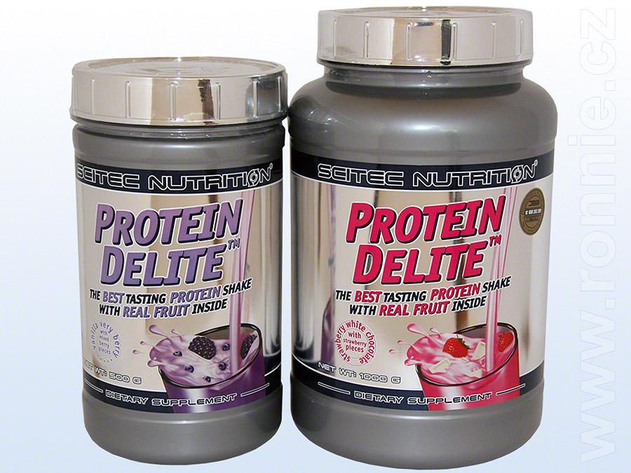 Protein Delite (500 + 1000 g)