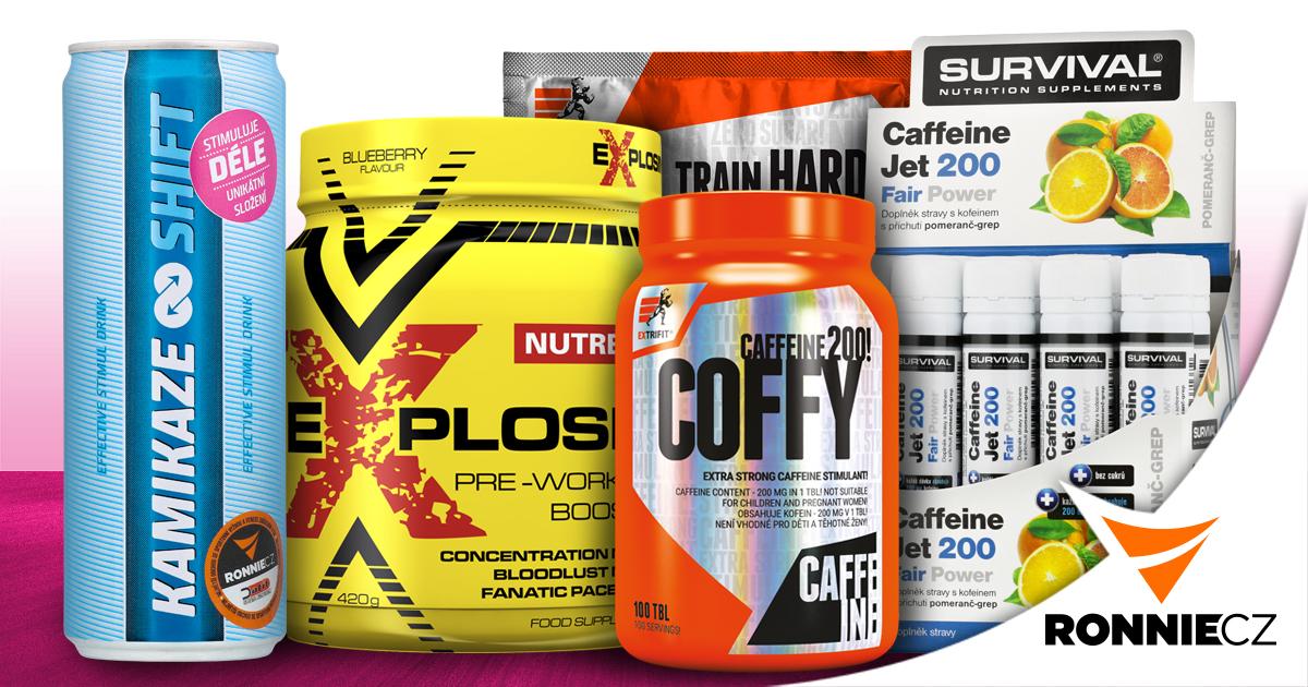 b9605df10bc Kofein a guarana - účinné kofeinové stimulanty