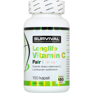 Longlife Vitamin C Fair Power (R) - Survival
