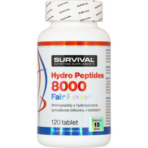 Hydro Peptides 8000 Fair Power (R) - Survival