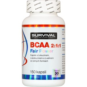 BCAA 2:1:1 Fair Power (R) - Survival