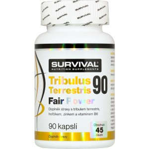 Tribulus Terrestris 90 Fair Power (R) - Survival
