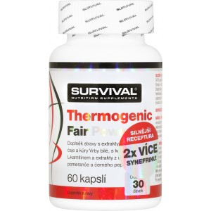 Thermogenic Fair Power (R) - Survival