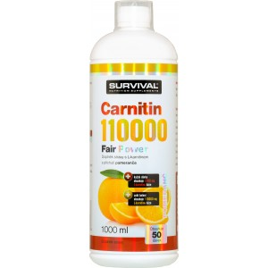 Carnitin 110000 Fair Power (R) - Survival