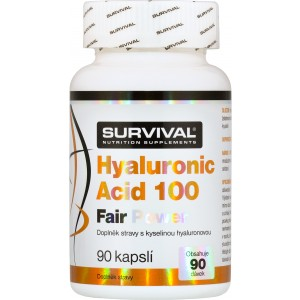 Hyaluronic Acid 100 Fair Power (R) - kyselina hyaluronová - Survival