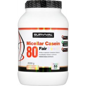 Micellar Casein 80 Fair Power (R) - Survival