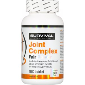 Joint Complex Fair Power (R) - Survival