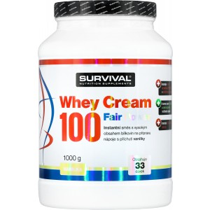 Whey Cream 100 Fair Power (R) - Survival