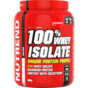 100 % Whey Isolate - Nutrend