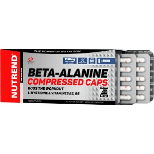 Beta-Alanine Compressed Caps (Nutrend)