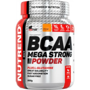 BCAA Mega Strong Powder - Nutrend