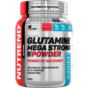 Glutamine Mega Strong Powder - Nutrend