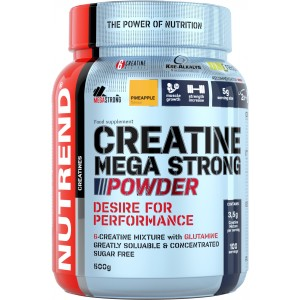 Creatine Mega Strong Powder - Nutrend
