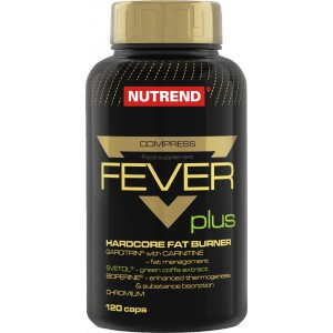 Compress Fever Plus - Nutrend