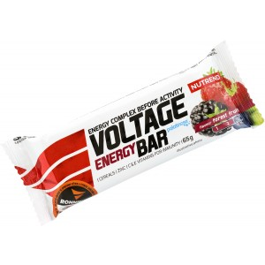 Voltage Energy Bar - Nutrend