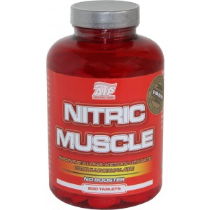 Nitric Muscle - ATP Nutrition