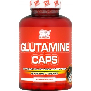 Glutamine Caps - ATP Nutrition