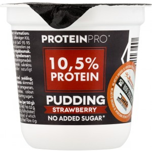 ProteinPro (R) Pudding - First Class Brands of Sweden AB
