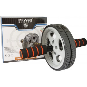 Posilovací kolečko Power AB Wheel - Power System