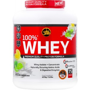 100 % Whey Protein - All Stars