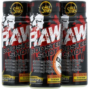 Raw Booster Shot (All Stars)