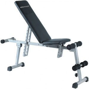 Posilovací lavice Sit-Up-Bench KH666 - Brother