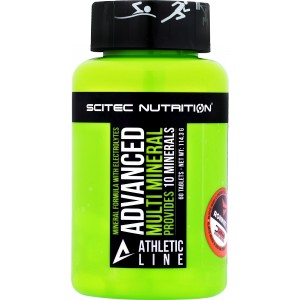 Advanced Multi Mineral - Scitec Nutrition