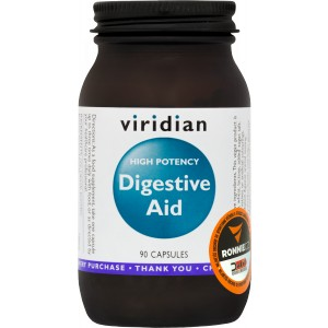 High Potency Digestive Aid - Viridian
