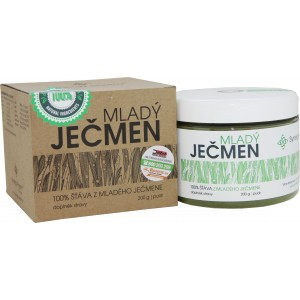 Mladý ječmen Synergy Pharm - Synergy Pharm