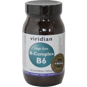 High Six B-Complex B6 - Viridian