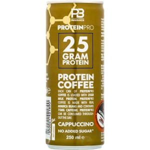 ProteinPro (R) Protein Coffee - First Class Brands of Sweden AB
