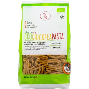 Eco Chickpea Pasta (těstoviny) - First Class Brands of Sweden AB