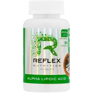 Alpha Lipoic Acid - Reflex Nutrition