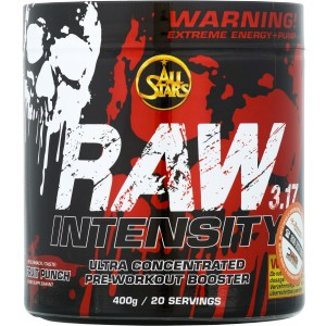 Raw Intensity 3.17 - All Stars