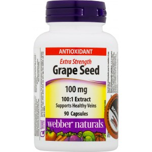 Grape Seed - Webber Naturals