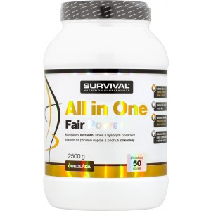 All in One Fair Power (R) - Survival