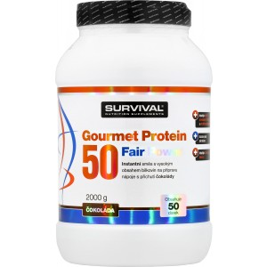 Gourmet Protein 50 Fair Power (R) - Survival