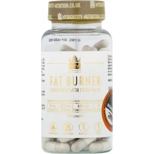 Fat Burner - My Identity