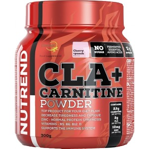 CLA + Carnitine Powder - Nutrend
