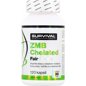 ZMB Chelated Fair Power (R) - Survival