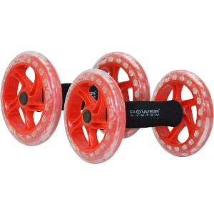 Posilovací kolečka Twin Core AB Wheels - Power System