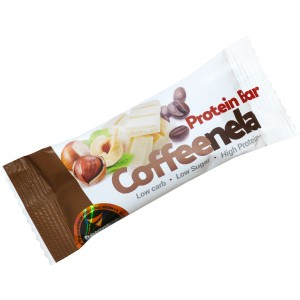 Coffeenela Protein Bar - Czech Virus