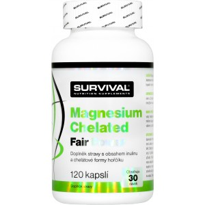 Magnesium Chelated Fair Power (R) - Survival