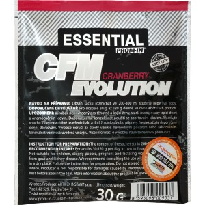 Essential CFM Evolution - vzorek (30 g) - PROM-IN