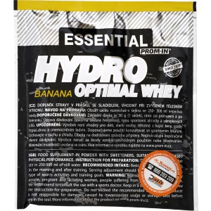 Essential Hydro Optimal Whey - vzorek (30 g) - PROM-IN
