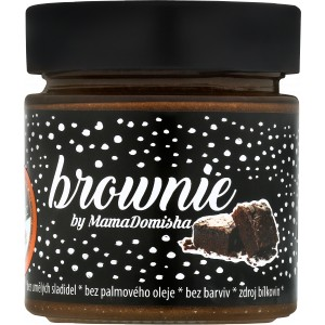 Lískooříškový kešu krém Brownie - Big Boy