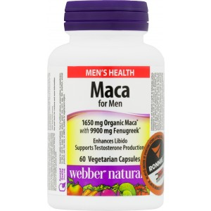 Maca for Men - Webber Naturals