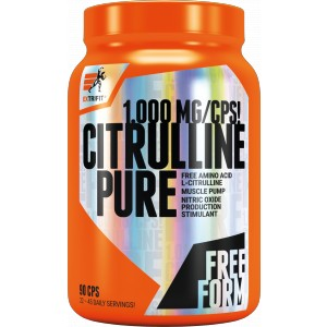 Citrulline Pure 1000 mg - Extrifit
